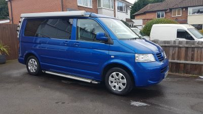 2006 T5 California 2.5 TDI SE 6spd manual updated extra