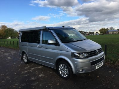VW California SE 180 DSG 4 Motion - NOW SOLD