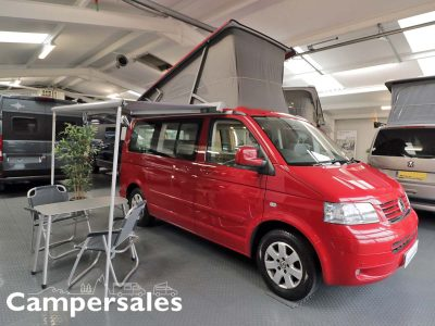 Volkswagen California SE 2.5 TDI 130 ps