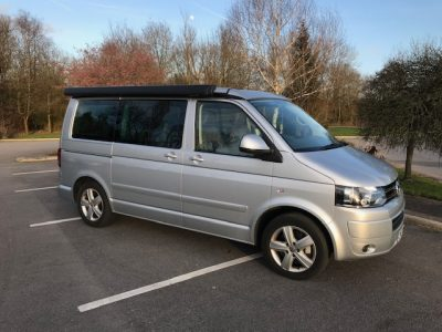 VW California 180 SE TDI 6 Speed Manual (2013)