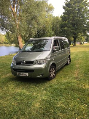 2007 VW CALIFORNIA 2.5 D 6 Spd Manual High Spec