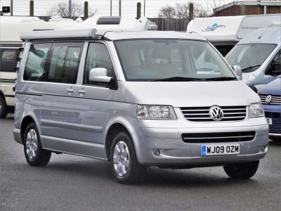VW California SE 2.5 TDI 5 Cylinder 174PS 6 Speed Auto.