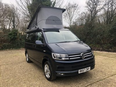 2017 VW California Ocean 150ps Manual