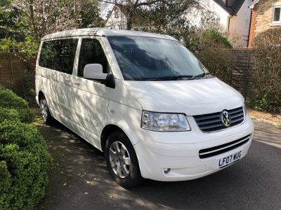 2007 VW California SE 2.5TDI - Manual - 55 000 miles