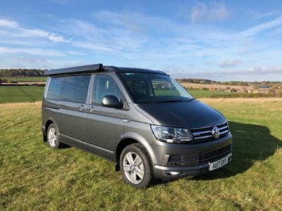 Volkswagen California Ocean 2.0TDi 204PS DSG 4Motion