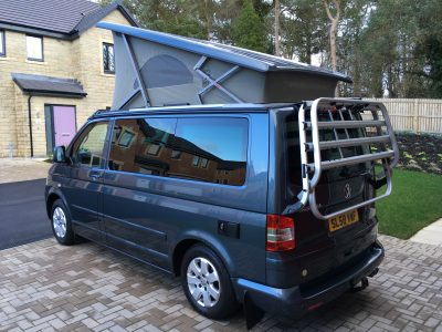 VW California SE 2.5 130 TDI (Roof Work Completed!)