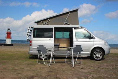 SOLD VW T5 California SE Reflex silver Manual 2.5 174