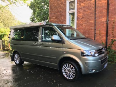VW California SE DSG 180BHP