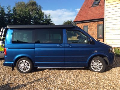 VW CALIFORNIA 2.0TDI SE (2015) . SOLD
