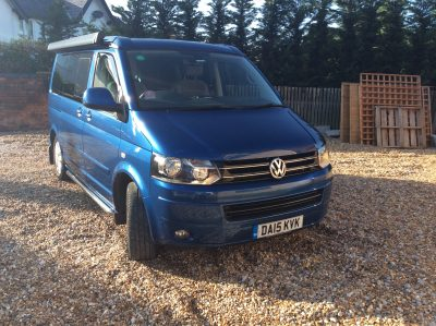 VW CALIFORNIA 2.0TDI SE (2015)