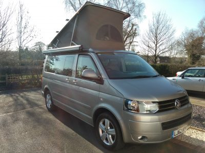 VW California 2013 2.0 TDI SE 180 7sp DSG