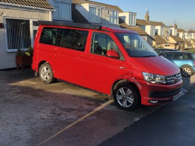 VW California Ocean 204bhp DSG 4 Motion 2017. Auto