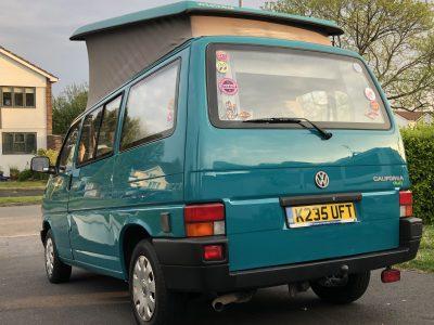 VW T4 California Coach