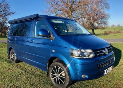 2013 VW CALIFORNIA 2.0 TDI SE 180 7-SPEED DSG