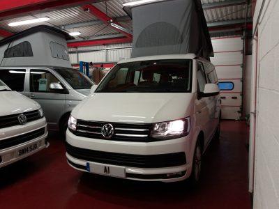 Volkswagen California Ocean Euro 6