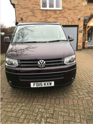 VW T5 California SE