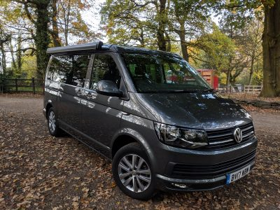 VW California T6 Beach - 2017 150ps 6 speed manual