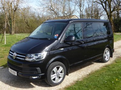 VW California Ocean T6 TDI Auto