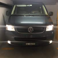Aftermarket headlight 'upgrade'? | VW California Owners Club
