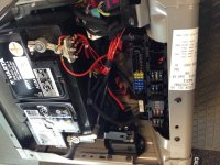 How To Access Fuses Under Passenger Seat Vw California Owners Club