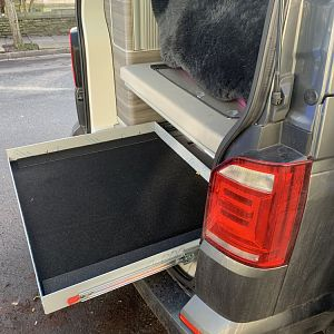 Rear Shelf
