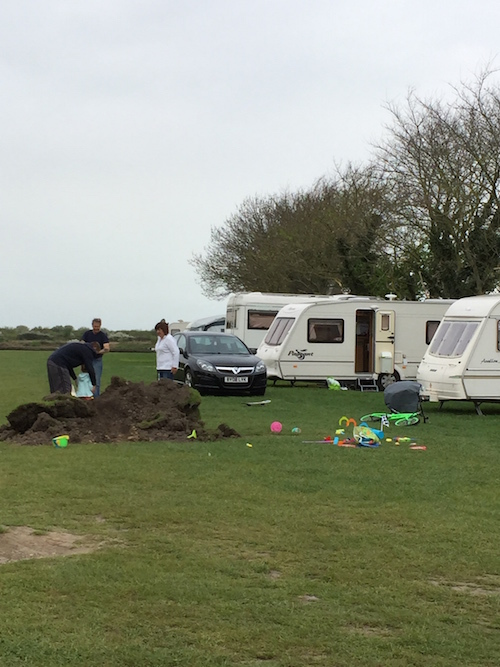 Gateway Holiday Park near Llanelli - one to avoid