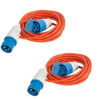 Hook-up Cables & Mains Units