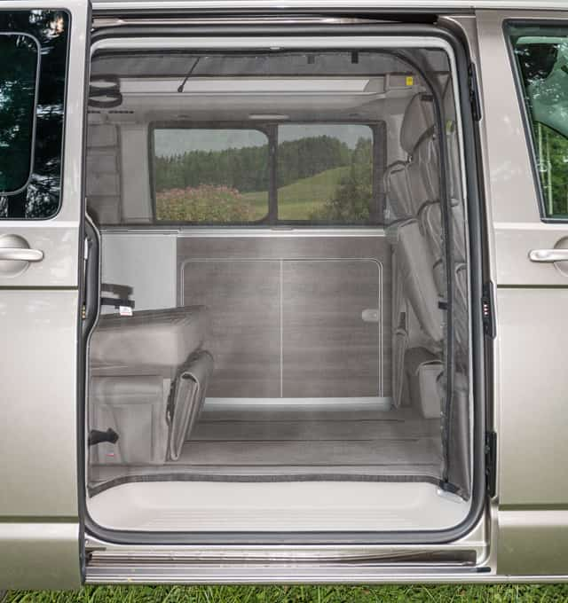 Brandrup Flyout For Sliding Door Of Vw T5 T6 California
