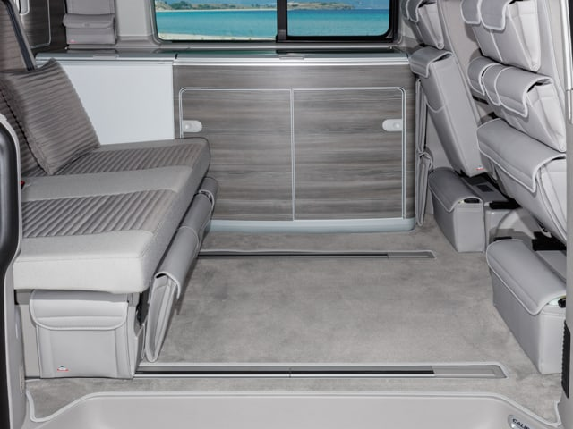 Brandrup Velour Carpet For Passenger Compartment Vw T6 T5