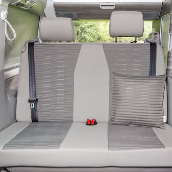 Brandrup Second Skin Seat Covers For 2 Cabin Seats Vw T6