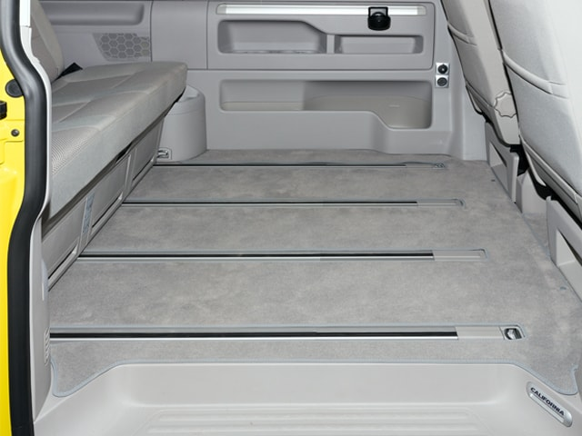 brandrup velour carpet for passenger compartment vw t6 t5 california beach with 3 seater bench. Black Bedroom Furniture Sets. Home Design Ideas