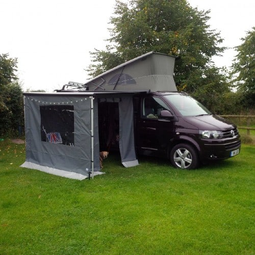 Comfortz VW California Awning Kit Camping Room With Windows Everything