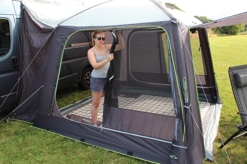 Outdoor Revolution Movelite Cayman Air Drive Away Awning