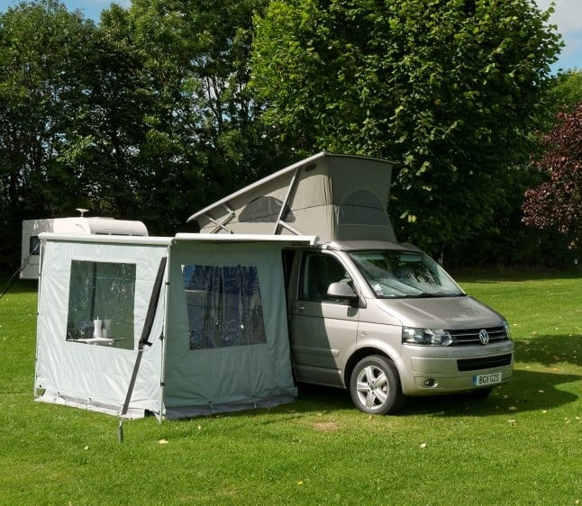 Comfortz VW California Awning Kit / Camping Room With