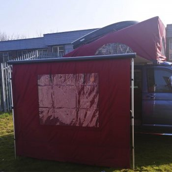 Side Panels & Awning Rooms