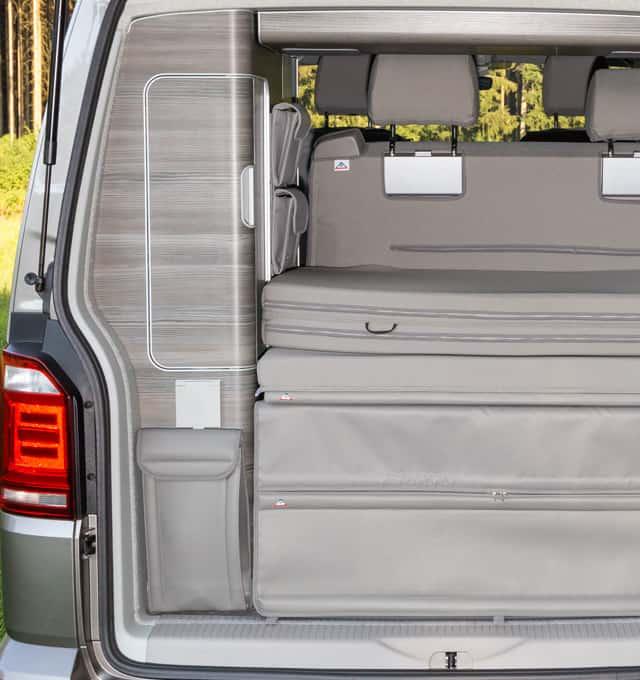 Brandrup Shower Bag Storage For The Rear Wardrobe Vw T6