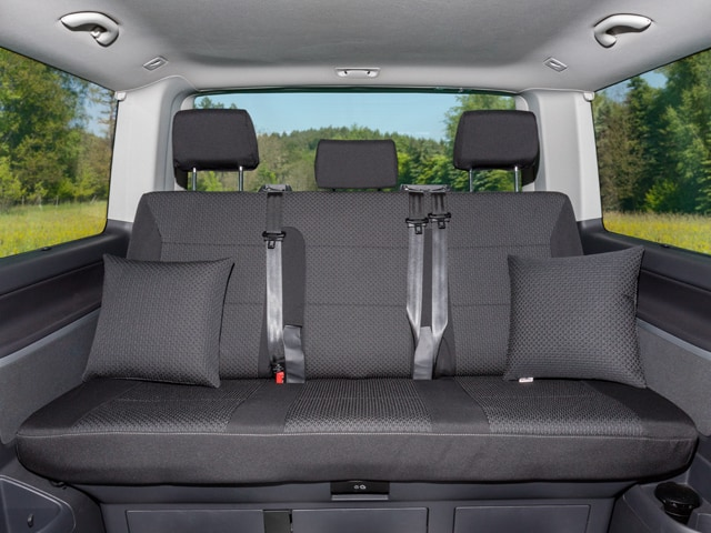 Brandrup Second Skin For 3 Seater Bench Vw T5 California