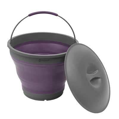 Outwell Collaps Collapsible Bucket With Lid Various