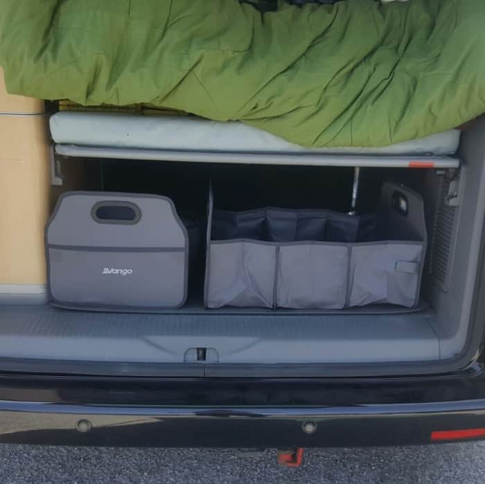 Vango Folding Organiser