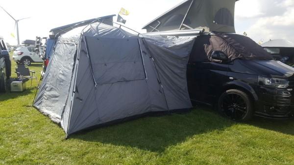 SunnCamp Motor Buddy 250 - Drive-Away Awning - CampervanBits