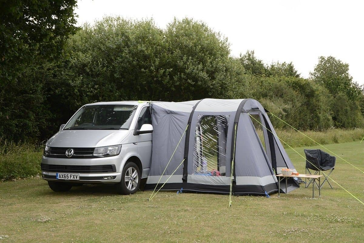 Kampa Travel Pod Trip Air Drive Away Awning Everything
