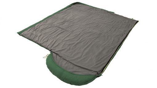 Outwell Campion Lux Single Sleeping Bag Red 230138