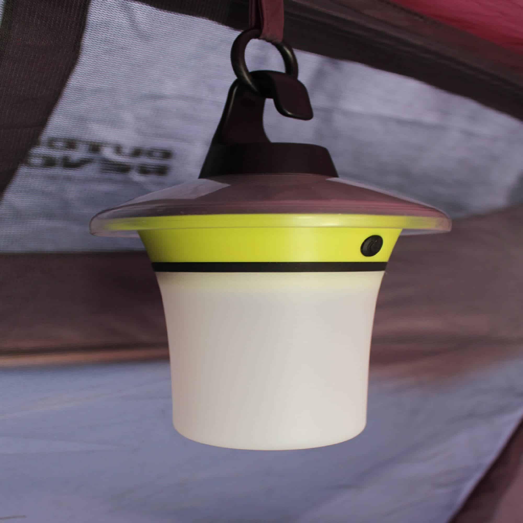 New Outdoor Revolution Lumi Solar Powered Camping Tent Awning Lantern Light