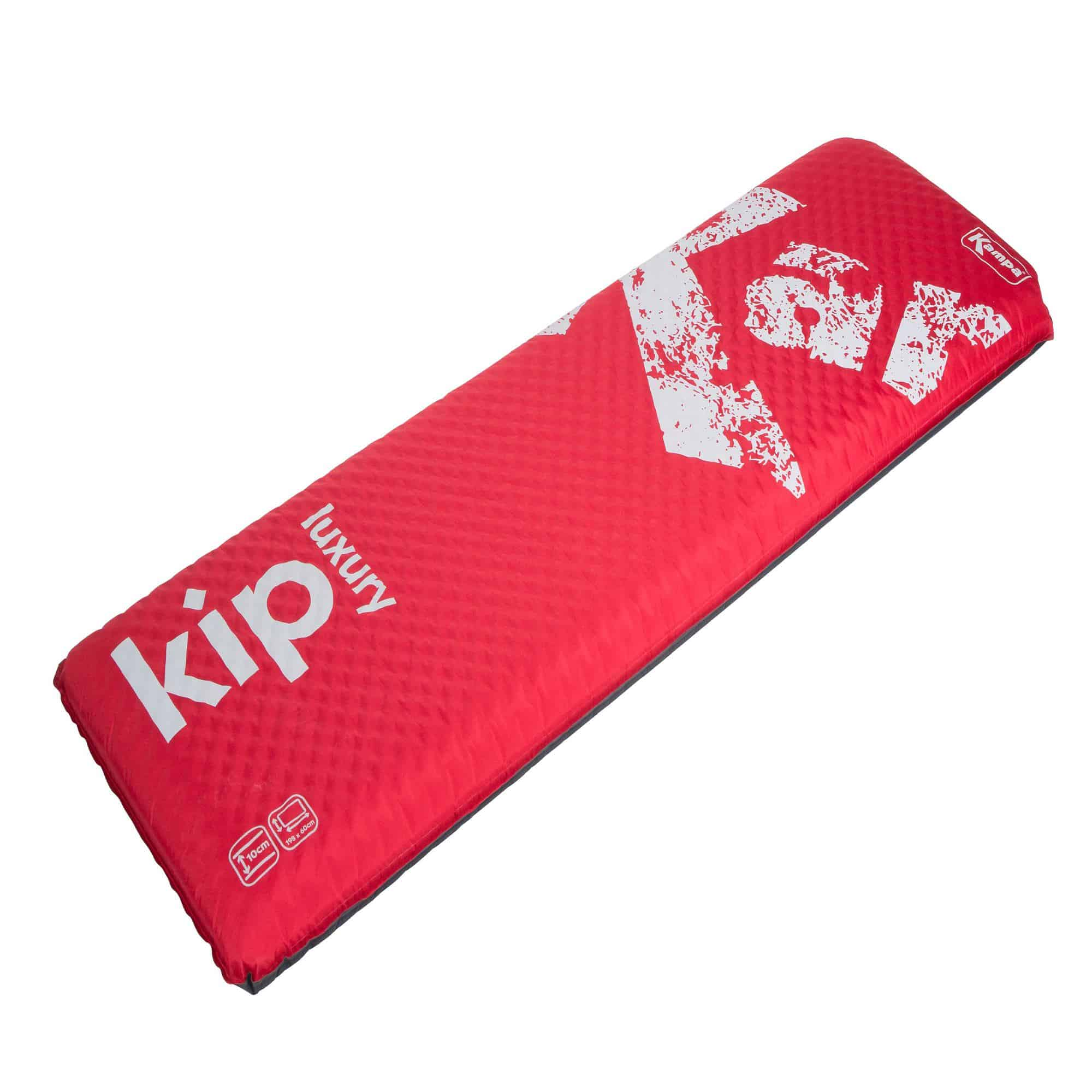 Kampa Kip Double Self Inflating Mat Luxury 10cm