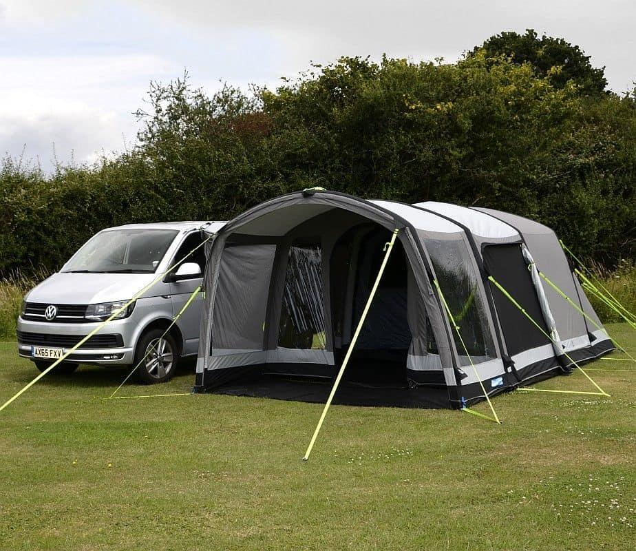 Kampa Travel Pod Touring AIR Drive Away Campervan Awning ...
