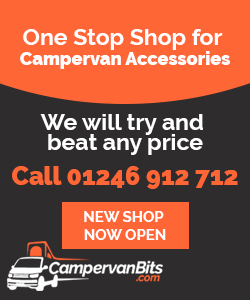 CampervanBits Accessories