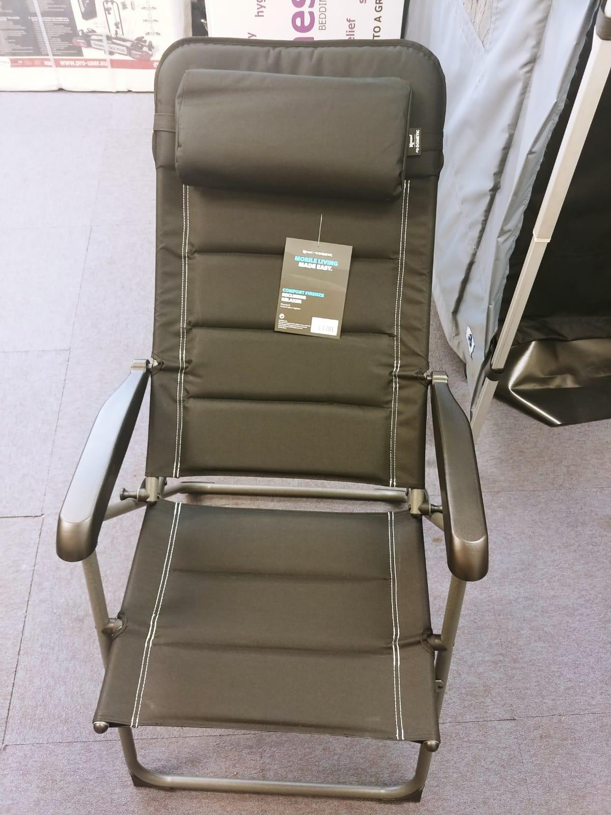 Kampa Dometic Comfort Firenze Recliner Chair